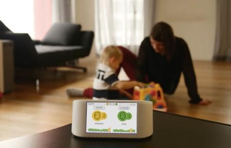 AirVisual Node mide la calidad del aire de tu hogar y te da consejos para mejorarla