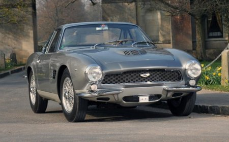 El único DB4GT Bertone Jet saldrá a subasta en la Bonhams Aston Martin Works Sale 2013