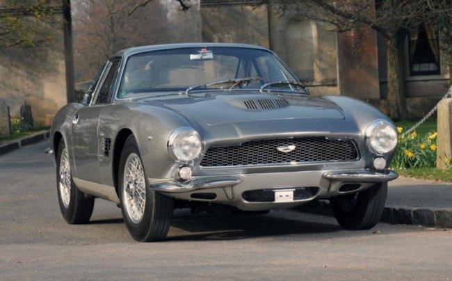 1960 Aston Martin DB4GT Bertone Jet, en mayo en la Bonham's Aston Martin Works Sale