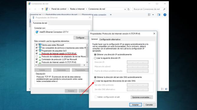 DNS Windows