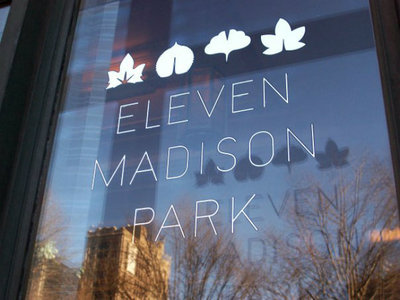 Así es Eleven Madison Park, el mejor restaurante del mundo según The World's 50 Best Restaurants 2017