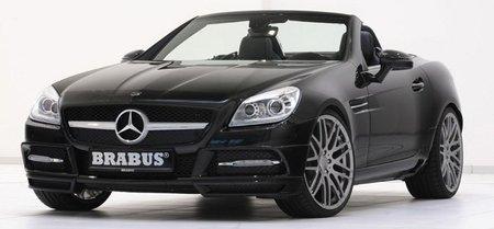 Brabus pone a punto el Mercedes-Benz SLK