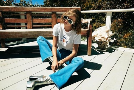 Miranda Kerr Mother Denim Collaboration03 768x519