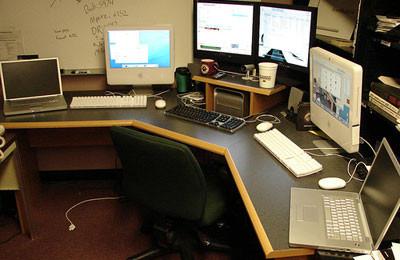 Fotos de  Macs en la vida real, ¿Envidia? No, gracias ...Arggh