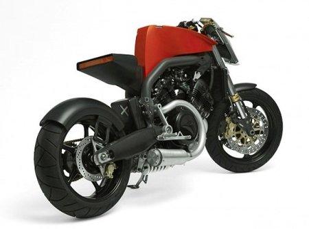 Super Naked XV Café Racer