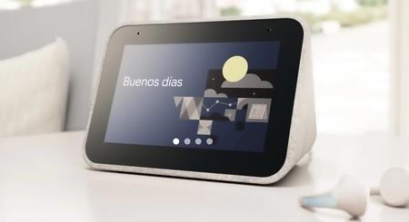 Hazte con el despertador inteligente Lenovo Smart Clock con Google Assistant por menos de 40 euros  en El Corte Inglés