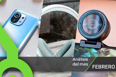 Los 21 análisis de Xataka en febrero: 5 portátiles, 4 móviles, relojes inteligentes, 4 auriculares y todas nuestras reviews con sus notas