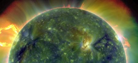 Diez años de actividad solar en un impresionante vídeo cortesía del observatorio SDO