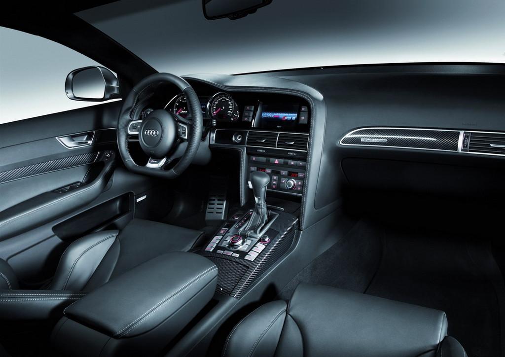Foto de Audi RS6 sedán (8/12)