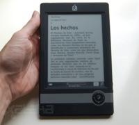 iLiber, revisión del lector de libros electrónicos