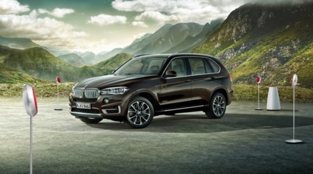 El BMW X5 ya presume de sonido de Bang&Olufsen