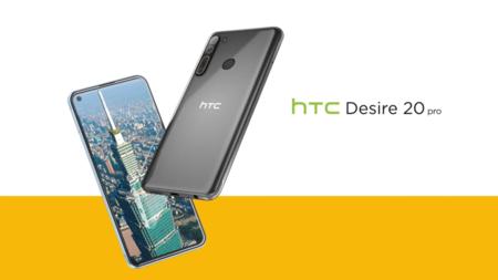 Htc Desire 20 Pro Oficial Diseno