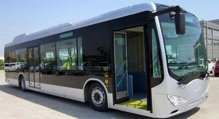 BYD coloca seis autobuses eléctricos en Holanda