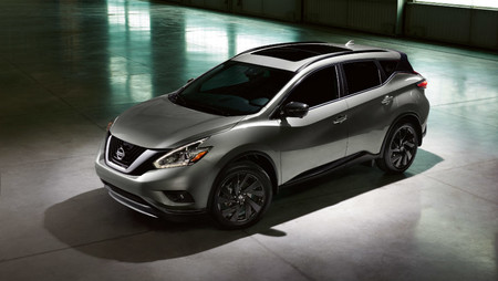 Nissan Murano Midnight Edition Mexico