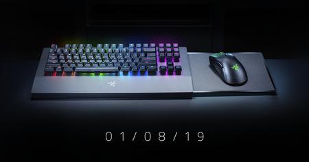 ¿Es este el teclado que Razer está preparando para Xbox One?