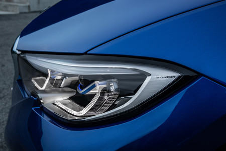 BMW Serie 3 2019 opticas delanteras