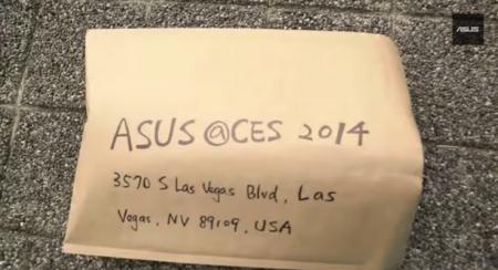 ASUS anuncia su presencia en el CES 2014