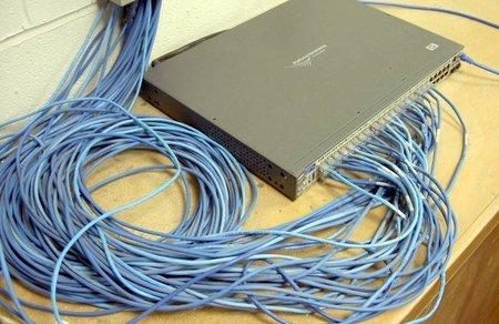 Planificación en la instalación del cableado de red