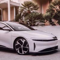 El Lucid Air ya es oficialmente un duro rival para Tesla: un coche eléctrico con 832 km de autonomía y 800 CV