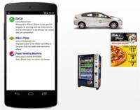 "La ""Web Física"" de Google le da una vuelta de tuerca a la idea de los iBeacons de Apple"