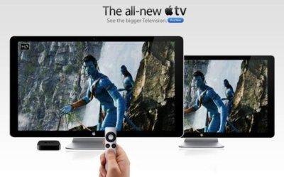 El televisor de Apple podría venderse a finales del 2012 en tres tamaños diferentes