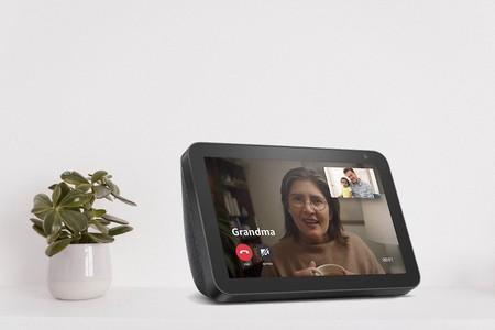 Hazte con los Echo Show 5 y 8 rozando precios mínimos históricos en Amazon: Alexa en formato pantalla por 53 y 83 euros