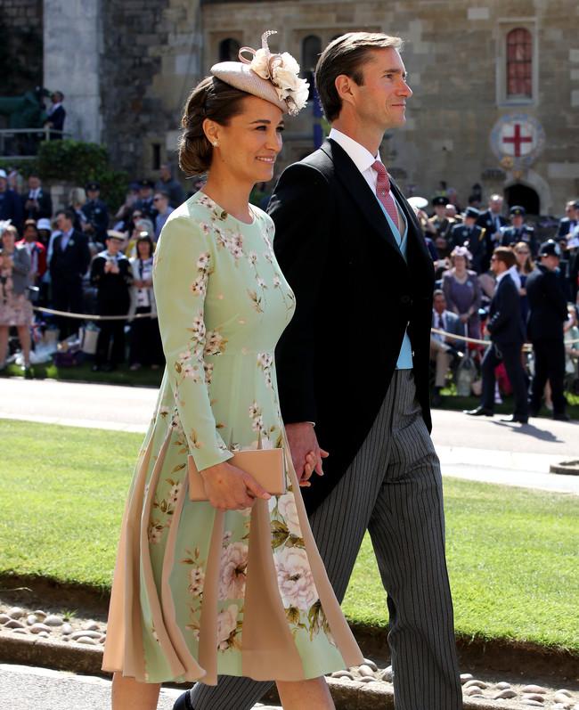 Pippa Middleton Boda Del Principe Harry Y Meghan Markle 3