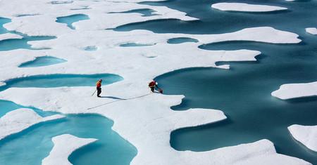 El casi irrealizable plan de refrigeración artificial del Ártico para evitar que se deshiele del todo