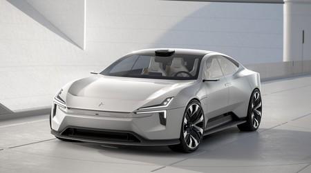 El Polestar Precept es el misterioso sedán 100% eléctrico de la submarca de Volvo que hará uso de Android Automotive