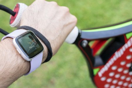 Análisis Reloj Fitbit Versa Lite