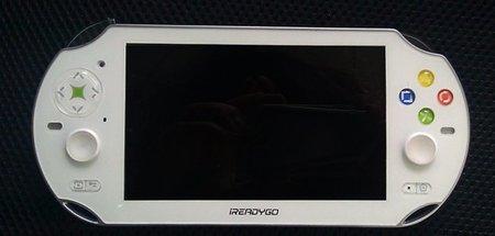 iReadyGo RG, la portátil china mezcla de NGP y Xbox 360