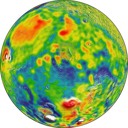 Marte Norte