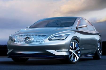 Infiniti busca aumentar sus ventas goblables pero congela su progama de coches eléctricos