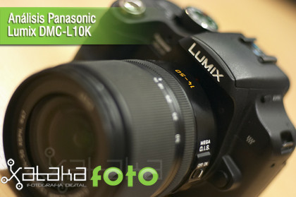 Panasonic Lumix L10 analizada