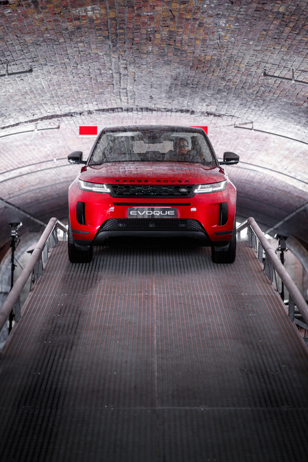 Range Rover Evoque 2019 (presentación)