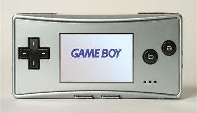 Gameboy Micro a la venta a partir de hoy en Japón