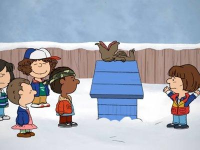 ¿Qué tienen en común 'Stranger Things', 'Peanuts' y la Navidad? Este mashup lo resume a la perfección