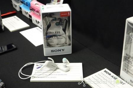 El sudor y la lluvia mientras hacemos deporte no son un problema para los auriculares MDR-AS600BT de Sony