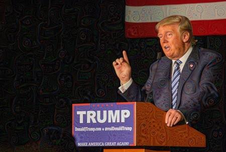 DeepDrumpf: lo que sucede cuando juntas con un algoritmo los tuits de Trump y los presentas a la Casa Blanca