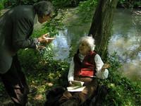 Jodorowsky y Battiato dan vida a 'Musikanten'
