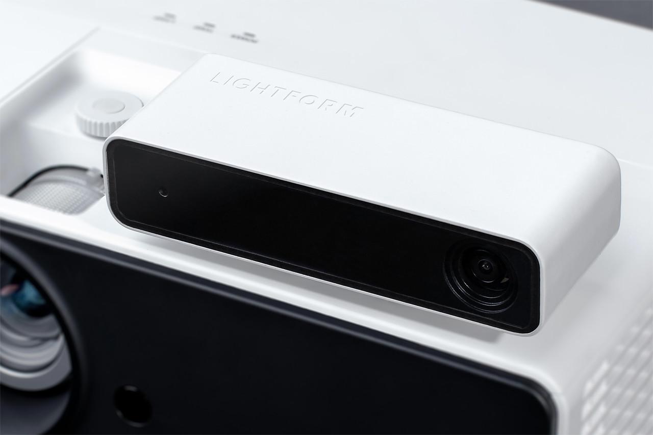Una cámara, un proyector y la realidad aumentada: la propuesta de Lightform para una decoración personalizada