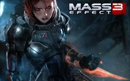 'Mass Effect 3' y su portada reversible: ahí está FemShep