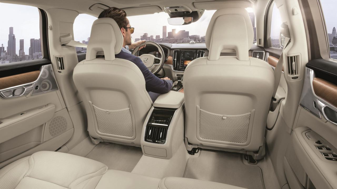 Foto de Volvo S90 y S90 Excellence (14/16)