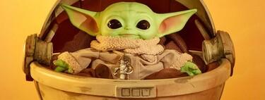Un Grogu que levita sale a subasta en eBay: Mattel promete que lo recaudado hasta el 5 de marzo será destinado a la caridad