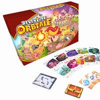 Orbtale, la secuela de Reventure, llegará directamente en formato de juego de mesa y arrancará su Kickstarter en abril
