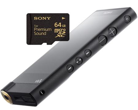 Sony lanza una tarjeta de memoria en Japón para los amantes del 'Premium Sound'
