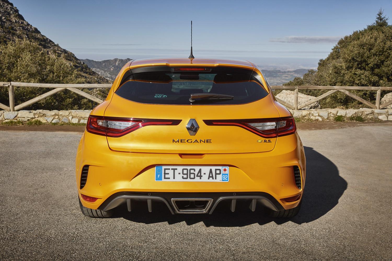 Foto de Renault Mégane R.S. 2018, toma de contacto (120/129)