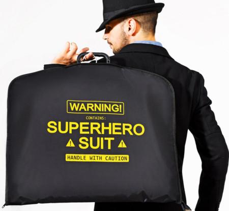 funda para camisas de superheroe