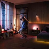 Philips se alía con Spotify para que todas las luces Hue puedan ser un visualizador de música sincronizado con las canciones