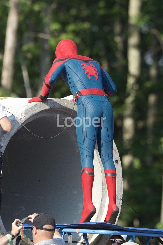 Foto de 'Spider-Man: Homecoming', primeras imágenes del rodaje (6/15)